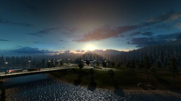 خرید بازی Euro Truck Simulator 2