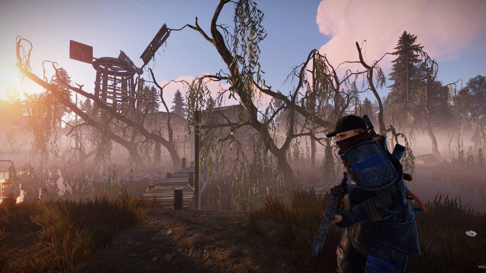 تصویری از بازی Rust