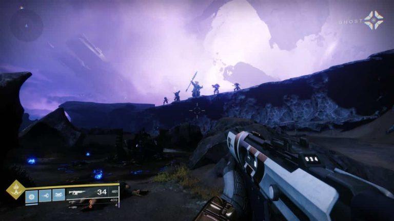 خرید بازی اورجینال Destiny 2 Shadowkeep
