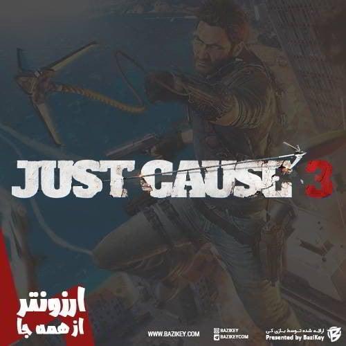 خرید بازی اورجینال Just Cause 3