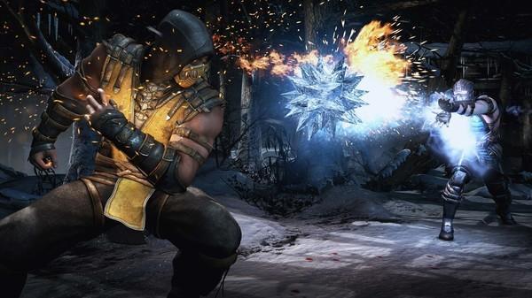 خرید بازی اورجینال Mortal Kombat X