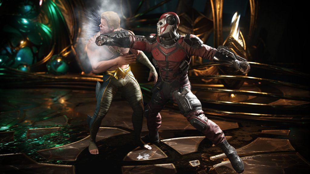 تصاویری از درون بازی Injustice 2
