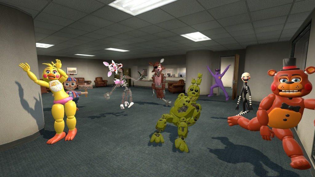 سی دی کی اورجینال استیم بازی Garry's Mod
