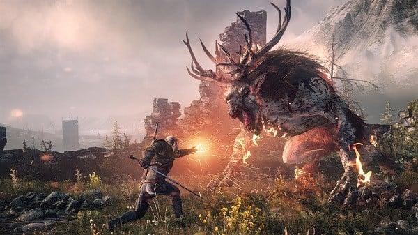 خرید بازی اورجینال The Witcher 3 Wild Hunt