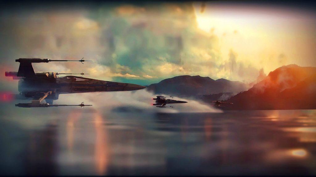 تصاویری از محیط بازی Star Wars Battlefront II