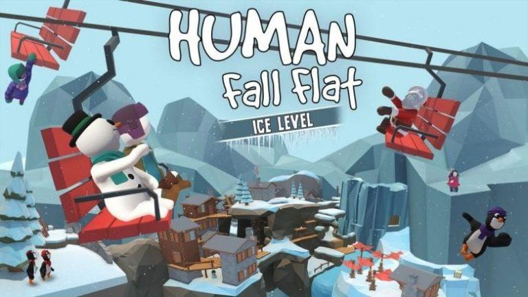خرید بازی اورجینال Human Fall Flat