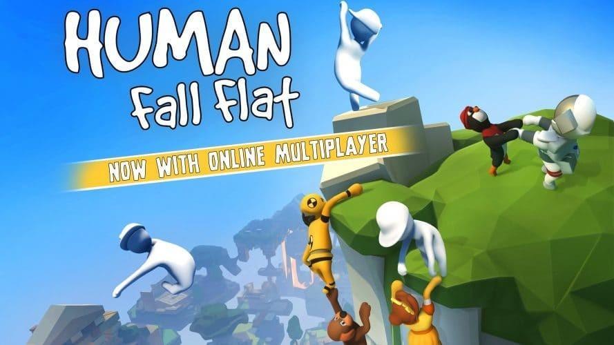 سی دی کی اورجینال استیم بازی Human: Fall Flat