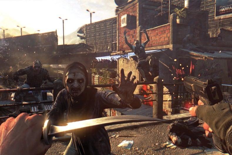 خرید بازی اورجینال Dying Light
