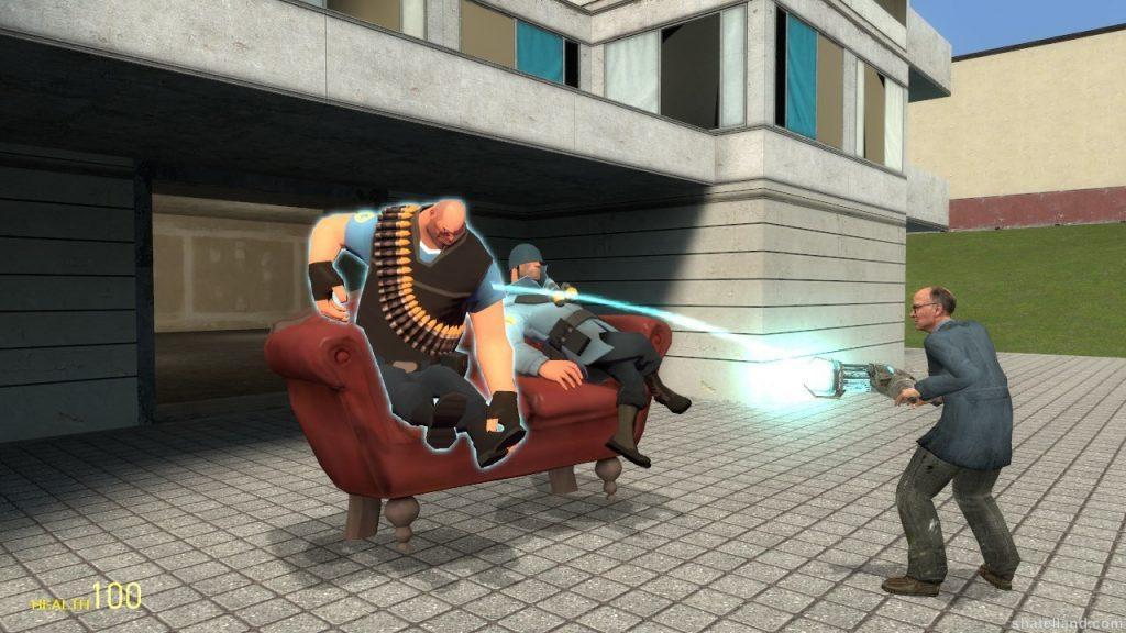 خرید بازی اورجینال Garrys Mod