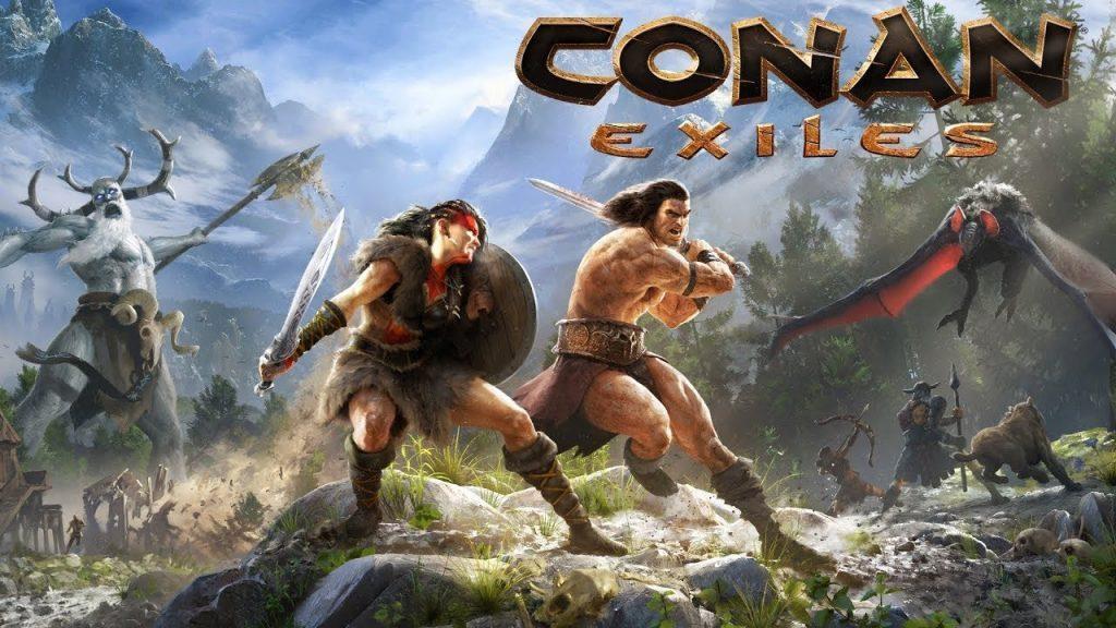 بررسی بازی Conan Exiles