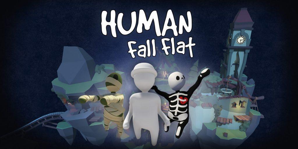 خرید سی دی کی بازی Human: Fall Flat