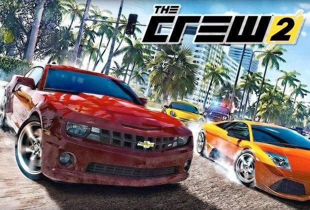 خرید بازی اورجینال The Crew 2