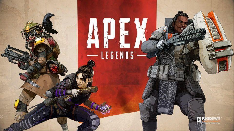 خرید 1000 سکه بازی Apex Legends