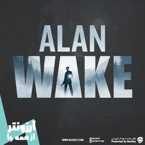 خرید بازی اورجینال Alan Wake