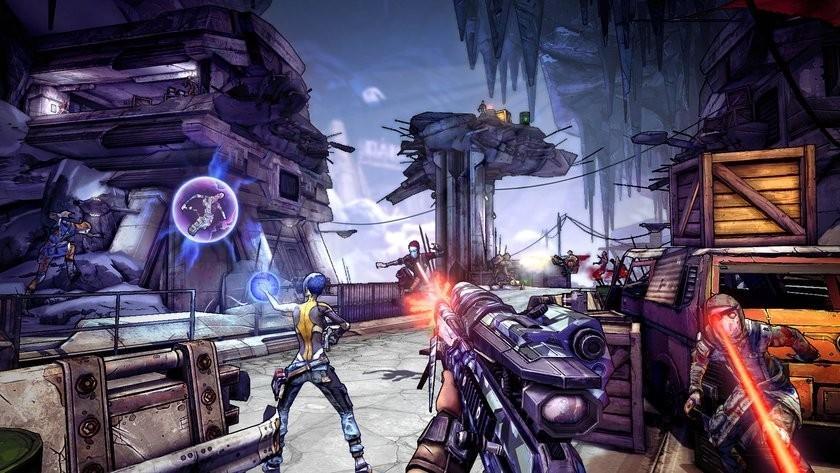 خرید بازی اورجینال Borderlands 2