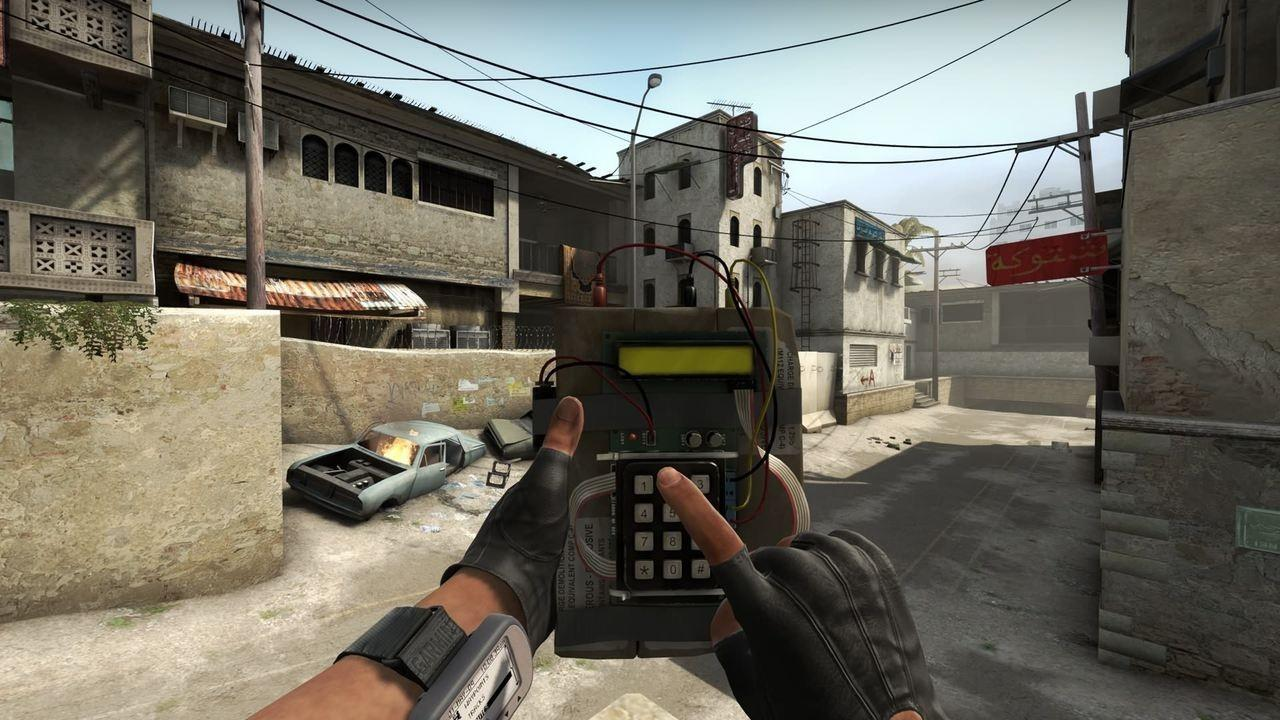 Counter Strike Global Offensive Prime