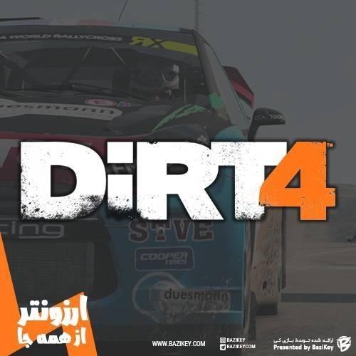 خرید بازی اورجینال Dirt 4