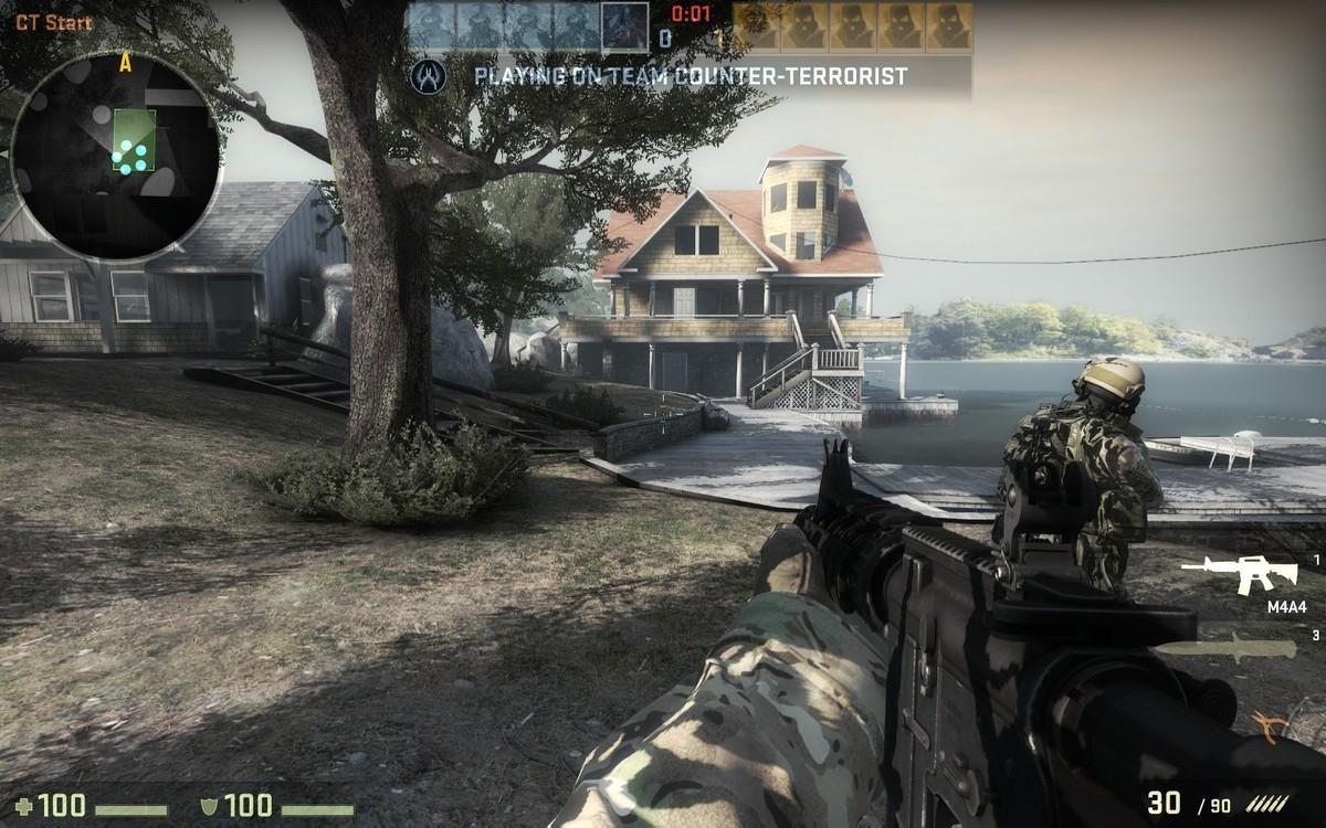 خرید بازی اورجینال Counter Strike Global Offensive Prime