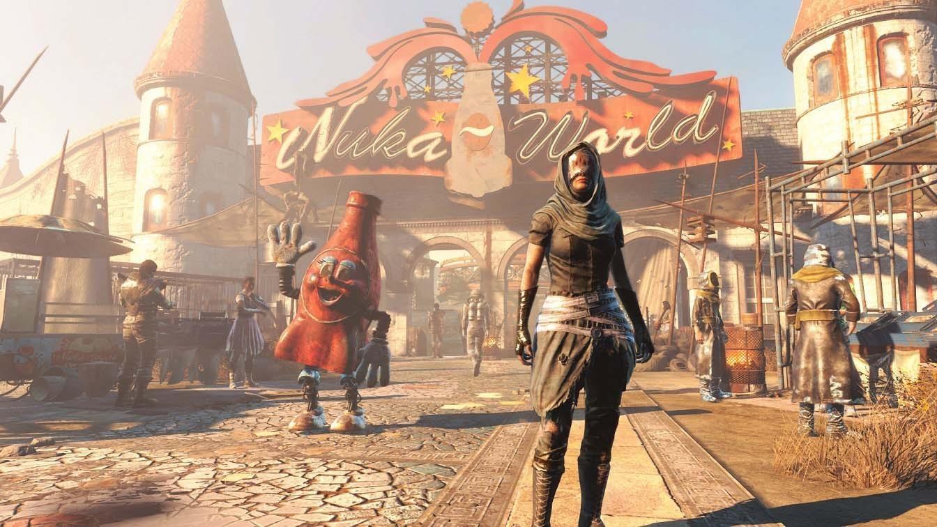خرید بازی اورجینال Fallout 4