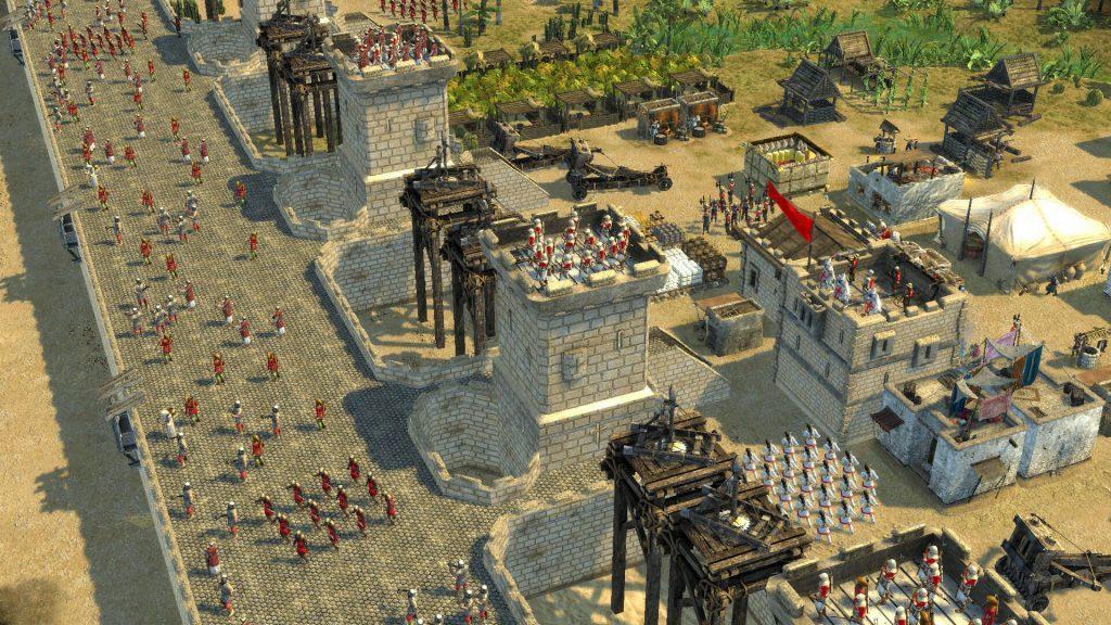 خرید بازی اورجینال Stronghold Crusader 2