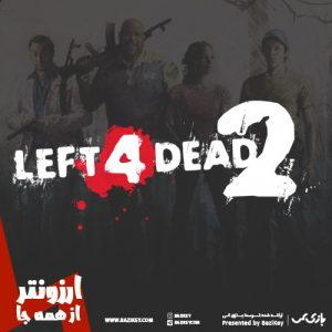 خرید بازی left 4 dead 2 steam