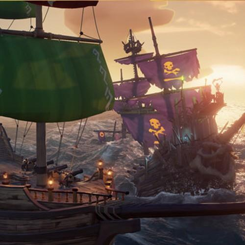 خرید بازی اورجینال Sea of Thieves