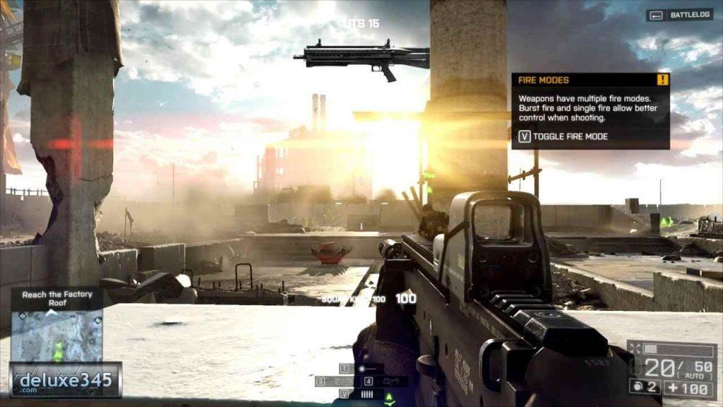 خرید بازی Battlefield 4