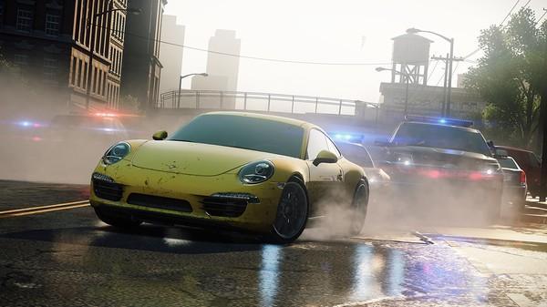 خرید بازی اورجینال Need for Speed Most Wanted