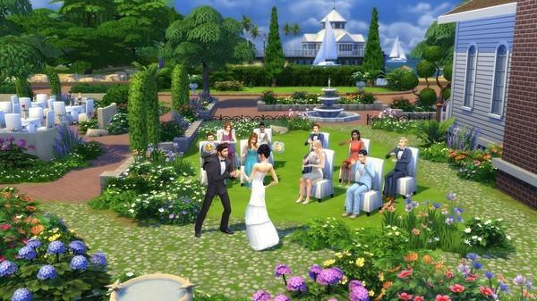 خرید بازی اورجینال The Sims 4