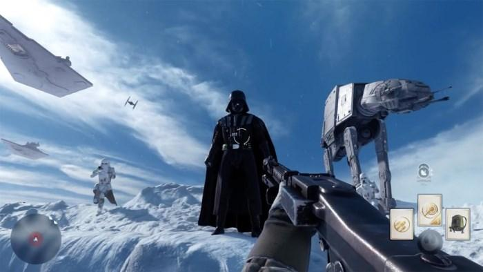 خرید بازی star wars battlefront