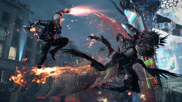 خرید بازی اورجینال Devil May Cry 5