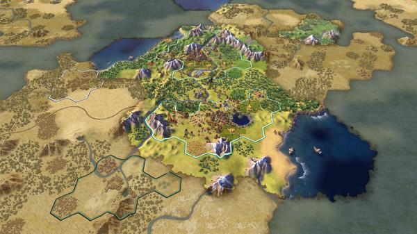 خرید بازی اورجینال Sid Meiers Civilization VI