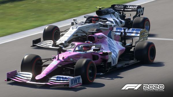 خرید بازی اورجینال F1 2020