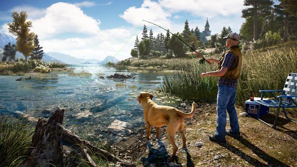 خرید بازی اورجینال Far cry 5