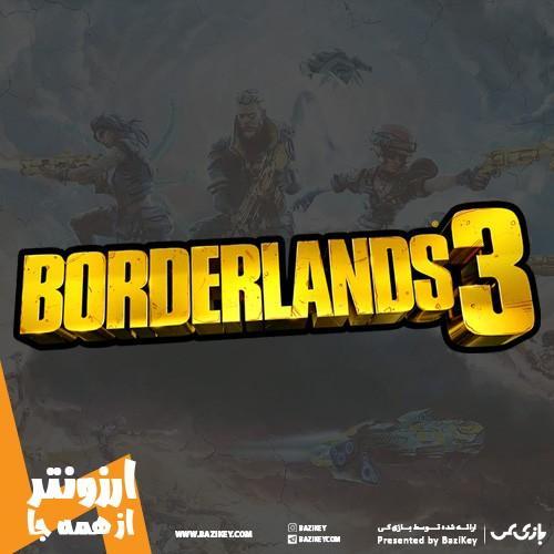 خرید بازی اورجینال Borderlands 3