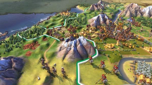 خرید Sid Meiers Civilization VI