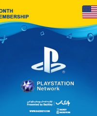 خرید PLAYSTATION Network Card سه ماهه آمریکا