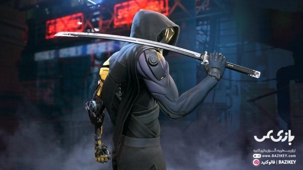 خرید بازی Ghostrunner