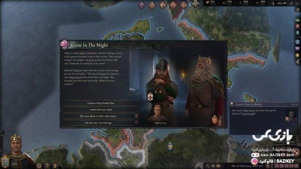 خرید درون برنامه بازی Crusader Kings 3