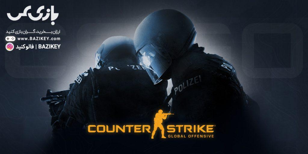 Counter Strike Global Offensive دانلود بک اپ استیم