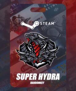 رندوم کی Super Hydra