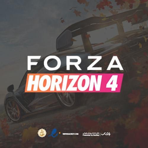 بازی اورجینال Forza Horizon 4
