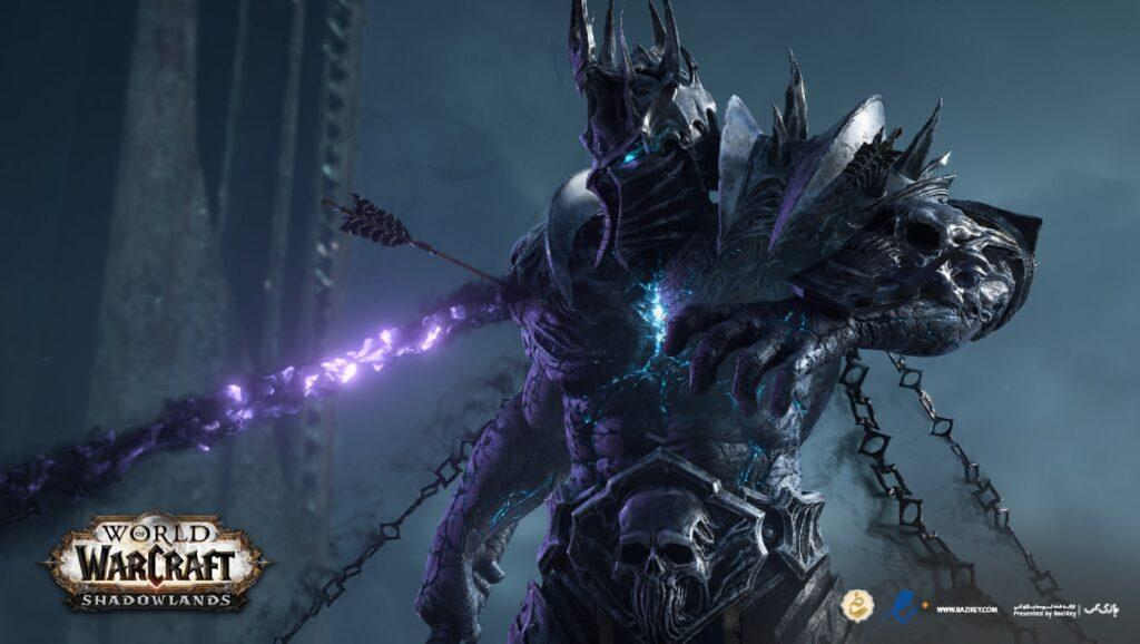 خرید بازی Wolrd of Warcraft Shadow Lands